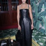 Bella Hadid attends 'Dior, The Art Of Color' Book Launch Dinner