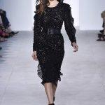 Bella Hadid walks during Michael Kors Spring-Summer 2017 NYFW show