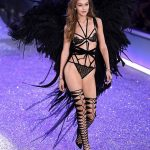 Gigi Hadid Victoria's Secret Fashion Show 2016