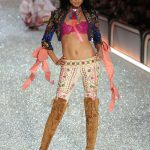 Kelly Gale Victoria's Secret Fashion Show