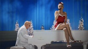 Miley Cyrus in A Very Murray Christmas