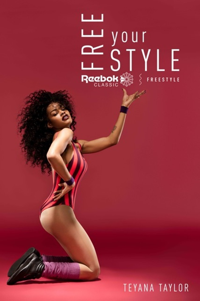 Teyana Taylor Flaunts Her Chiseled Physique in Sizzling New Reebok Campaign 5
