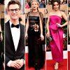 Celebs Red Carpet Arrivals SAG Awards 2017