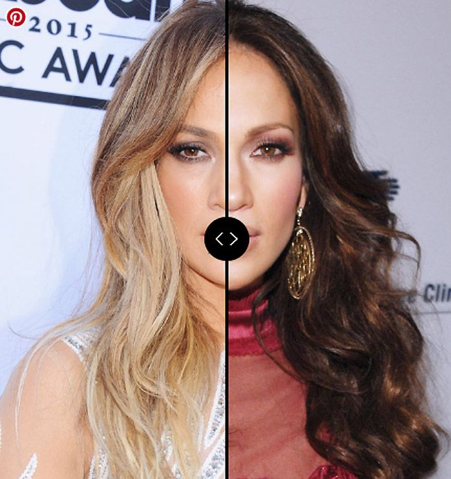 how to get jennifer lopez blonde hair color