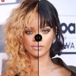 Blonde vs Brunette: RIHANNA Hair Colors