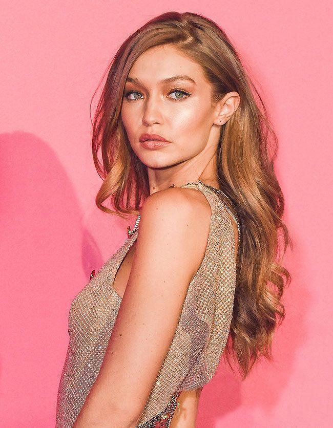 Gigi Hadid Bronde Hair LEAD