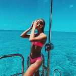 Hailey Rhode Baldwin Bikini Vacation