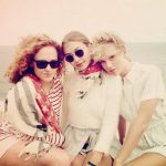 Taylor Swift, Abigail Anderson and Gigi Hadid 4th Of July Party Pics