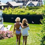 Taylor Swift & Cara Delevingne 4th Of July Party Pics