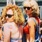 Taylor Swift and Abigail Anderson 4th Of July Party Pics
