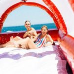 Taylor Swift and Karlie Kloss 4th Of July Party Pics