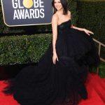 Kendall Jenner 75th Golden Globe Awards Red Carpet