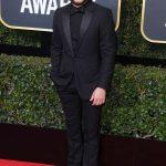 Kit Harrington 75th Golden Globe Awards Red Carpet