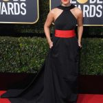 Mandy Moore 75th Golden Globe Awards Red Carpet