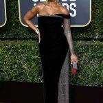 Mary J. Blige 75th Golden Globe Awards Red Carpet