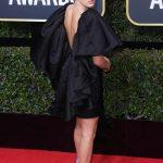 Millie Bobby Brown 75th Golden Globe Awards Red Carpet