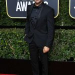 Zac Efron 75th Golden Globe Awards Red Carpet