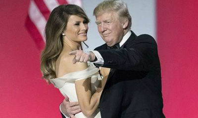 Donald Trump and Melania Trump Pics